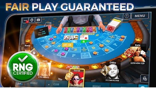 Game Smartphone! World Baccarat Classic
